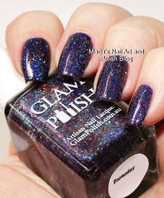 Glam Polish Doomsday