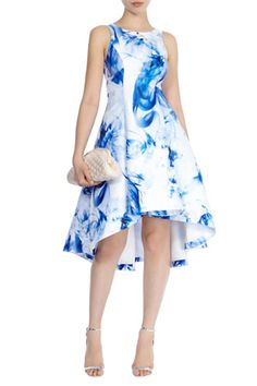 Party Dresses & Outfits | Other LEFKAS PRINT MAKENA DRESS | Coast Stores Limited