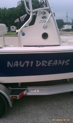 Funny Boat Names That Prove Men Never Really Mature