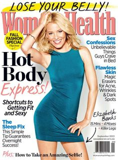 Elizabeth Banks ✾ loves our Clarifying Cleanser, she tells Crowe's Health Magazine. What Causes Acid Reflux, Stop Acid Reflux, Elizabeth Banks, Adele Weight, Womens Health Magazine, Killer Legs, Thing 1, Health And Fitness Tips, Men's Fitness