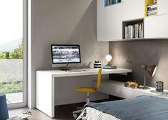 NIDI Teenage ložnice Design od Battistella u MOOD