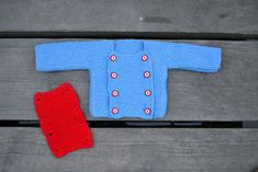 The interchangeable cardigan! Free pattern in our blog.