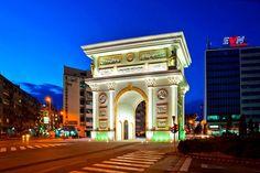 Port Macedonia, Skopje, Republic of Macedonia
