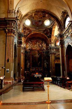 Chiesa della Santa Chapel in Bologna