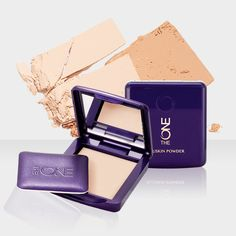 On your way out the door ? Just add that luminous, finishing touch with The ONE Illus-kin Pressed Powder is Perfect for Illuminating all Complexions!