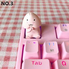 Handmade Novelty R4/ESC Keycap Multiple Expression Artisan Key | Etsy Kawaii Diy, Kawaii Anime, Big Lava Lamp, Key Caps, Miffy, Gaming Setup, Keyboard, Resin, Artisan