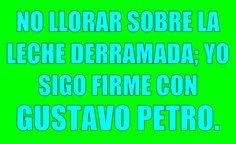 MI ANALISIS ELECTORAL EN COLOMBIA; YO SIGO FIRME CON LA IZQUIERDA.