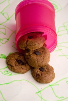 Tiny Chocolate Cookies