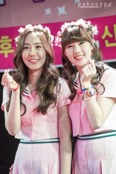 dedicated to female kpop idols. Extended Play, South Korean Girls, Korean Girl Groups, Korean Bangs, Gfriend Yuju, Fandom, G Friend, New Girl, Kpop Groups