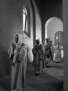 Procissão de Monges