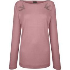 Only Damen Lace-Up Pullover Feinstrick Unifarben Strickpullover Sweater Shirt