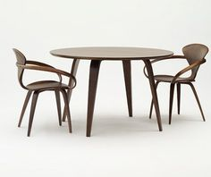 Round table for informal & formal seating by Cherner | cremadesign.co.za