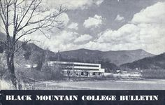 BLACK MOUNTAIN COLLEGE PROJECT / COLLEGE PUBLICATIONS