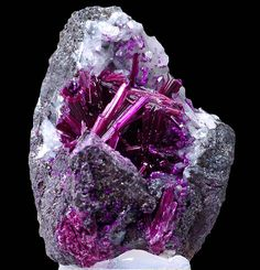 Beautiful Minerals — geogallery: Erythrite | Morocco