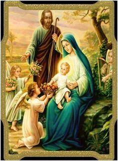 CELEBREMOS LA NAVIDAD CON JESÚS, JOSÉ Y MARÍA! Ven entra en este momento! Haz esta hermosa y poderosa oración click en la imagen.