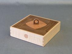 Robert Ingham Designs - Gallery - Fine Boxes