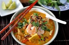 One of my favorite noodle-Laksa