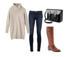 winter brunch outfit | what to wear: meeting his family for a casual ... | Smart Woman {In a ...