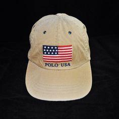 7ebbf2c235a8b Classic Polo Ralph Lauren Hat in Beige