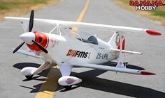 Pitts Sport RC 3D Airplane - Radio Controlled Pitts Sport 3D Plane - RC
