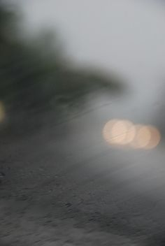 driving in the rain by antmot, via Flickr