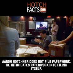 Aaron hotchner facts