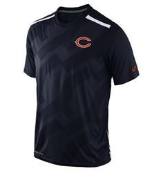 Chicago Bears FB Hypervent T-Shirt