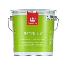 Tikkurila Betolux | Produkty - Tikkurila | Farby dekoracyjne
