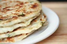 Green Onion Pancakes | Kirbie's Cravings | A San Diego food blog