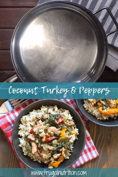 This easy one pot weeknight dinner is fast and simple. Perfect for busy weeknights and meal prep! #realfood #glutenfree #dairyfree #groundturkey Easy One Pot Meals, Easy Weeknight Meals, Real Food Recipes, Healthy Recipes, Ground Turkey Recipes, Vegetable Side Dishes, White Beans, Pinterest Recipes, Gluten Free Recipes