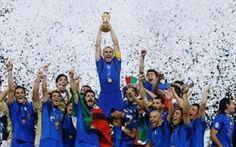 [VIDEO RICORDI] Italia-Francia 9 Anni Fà Campioni del Mondo 9 luglio 2006, esattamente 9 anni fa il sogno azzurro, campioni del mondo.  Il campionato mondiale di calcio 2006 o Coppa del Mondo FIFA del 2006, noto anche come Germania 2006, è stata la diciotte #sport #calcio #mondiali #video