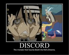 X3 Yes, and Discord just eats popcorn.