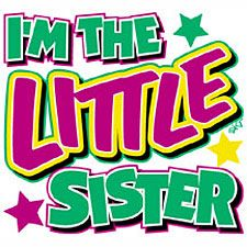 I'm the little!!!!!