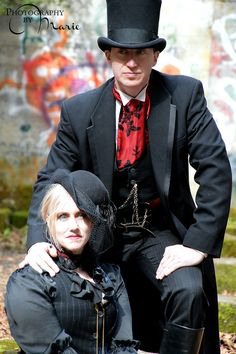 Steampunk/Victorian group shoot, 3/23/2013 | Flickr - Photo Sharing!