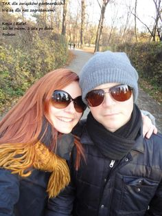 #Poland YES to civil partnerships! They are not a threat to us! Kasia & Rafał, we've been together for 10 years, 2 years ago we got married. We are parents.