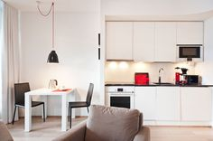 My Stay at Aallonkoti Apartments in Helsinki - NordicDesign