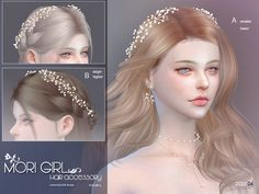 Hair Accessories hope you like, thank you. Found in TSR Category 'Sims 4 Female Hats' Maxis, Sims 4 Mods Clothes, Sims 4 Clothing, Sims 4 Cas, Sims Cc, Los Sims 4 Mods, The Sims 4 Skin, The Sims 4 Cabelos, Pelo Sims