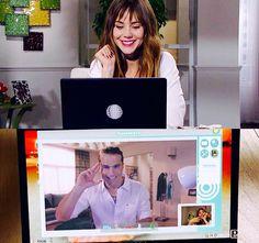 Mauricio y Valentina - Ignacio Casano & Camila Sodi #aquenomedejas A Que No Me Dejas