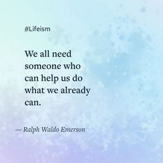 Empathy involves taking upon someone's burden. And while it is definitely not give-and-take, it has some room to put out your needs as well. #Lifeism #Lifeism