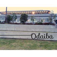 Odaiba in Japan