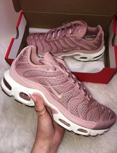 4709ea6908129c Follow  SlayinQueens for more poppin pins ❤ ⚡ ✨ Pink Nike Shoes