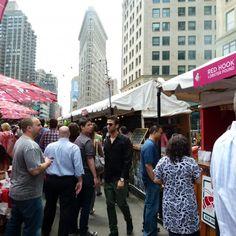 madison square eats nova york e voce