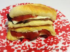 My newest creation The Pepperoni Flaky Tower Sandwich! My fam loves this! #hormelfamily @hfrecipes