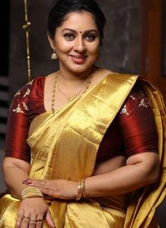 Sreeya Remesh is a South Indian film actress who predominantly works in Malayalam movies and television soaps Beautiful Girl Indian, Most Beautiful Indian Actress, Gorgeous Women, Beautiful Saree, Simply Beautiful, Cute Beauty, Beauty Full Girl, Beauty Women, Beautiful Bollywood Actress