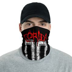 """Can Be used as an awesome Fashionable Bandana Accesory. Take Care , Stay Safe! Best Wishes from for a better """"restart"""" of the Planet! Together We Stand! Together We Stand, Death Metal, Neck Warmer, Alternative Fashion, Bandana Scarf, Bandanas, Stay Safe, Best Deals, Face Masks"""