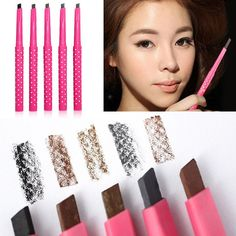 Now available @Hawtinhair.com 1 PCS HOT Women L...  Check it out   http://hawtinhair.com/products/1-pcs-hot-women-ladies-waterproof-brown-eyebrow-pencil-eye-brow-liner-pen-powder-shaper-makeup-tool-5-colors-hot-sale?utm_campaign=social_autopilot&utm_source=pin&utm_medium=pin