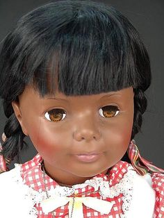 african american patty play pal doll | 35 INCH IDEAL BLACK PATTY PLAY PAL DOLL : Lot 181