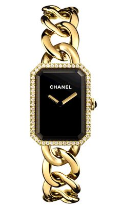 Chanel Premiere watch... to die for!!!