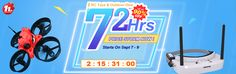 Limited Offers! Update Daily! Hot RC Toys & Outdoor Deals. 2017 Banggood 11th   Anniversary Celebration