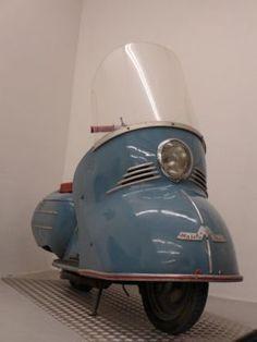 Orig. Maicomobil 175 Maico Messerschmitt Isetta Vespa Hoffmann in Altdorf